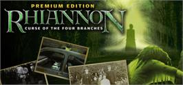 Banner artwork for Rhiannon: Curse of the Four Branches.