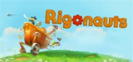 Banner artwork for Rigonauts.
