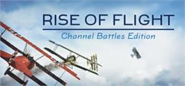 Banner artwork for Rise of Flight: Channel Battles Edition.