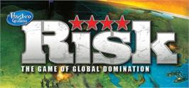 Banner artwork for Risk.