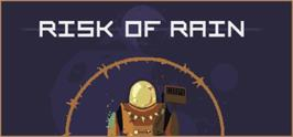Banner artwork for Risk of Rain.
