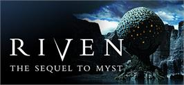 Banner artwork for Riven: The Sequel to MYST.