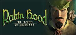 Banner artwork for Robin Hood: The Legend of Sherwood.