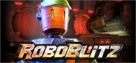 Banner artwork for RoboBlitz.