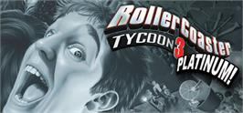 Banner artwork for RollerCoaster Tycoon® 3: Platinum.