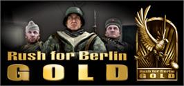 Banner artwork for Rush for Berlin Gold.