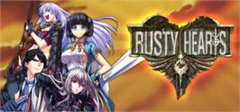 Banner artwork for Rusty Hearts.