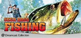 Banner artwork for SEGA Bass Fishing.
