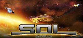 Banner artwork for SOL: Exodus.