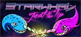 Banner artwork for STARWHAL: Just the Tip.