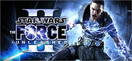 Banner artwork for STAR WARS® THE FORCE UNLEASHED II.
