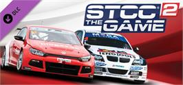 Banner artwork for STCC The Game 2  Expansion Pack for RACE 07.
