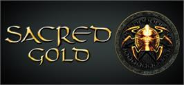 Banner artwork for Sacred Gold.