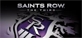 Banner artwork for Saints Row: The Third.