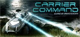 Banner artwork for Save 10% on Carrier Command: Gaea Mission.