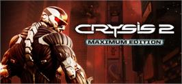 Banner artwork for Save 75% on Crysis 2 - Maximum Edition.