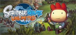 Banner artwork for Scribblenauts Unlimited.