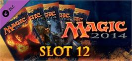 Banner artwork for Sealed Play Deck - Slot 12.