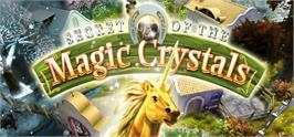 Banner artwork for Secret of the Magic Crystals.