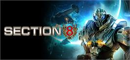 Banner artwork for Section 8.