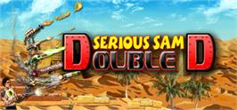 Banner artwork for Serious Sam Double D.