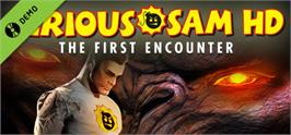 Banner artwork for Serious Sam HD: The First Encounter Demo.