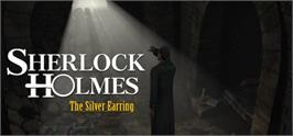 Banner artwork for Sherlock Holmes: The Silver Earring.