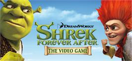 Banner artwork for Shrek Forever After.