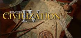 Banner artwork for Sid Meier's Civilization® IV.