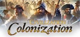 Banner artwork for Sid Meier's Civilization IV: Colonization.