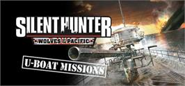 Banner artwork for Silent Hunter®: Wolves of the Pacific U-Boat Missions.