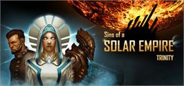 Banner artwork for Sins of a Solar Empire: Trinity.