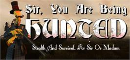 Banner artwork for Sir, You Are Being Hunted.