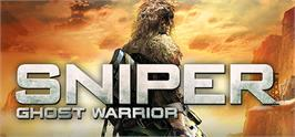 Banner artwork for Sniper: Ghost Warrior.