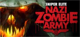Banner artwork for Sniper Elite: Nazi Zombie Army.