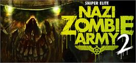Banner artwork for Sniper Elite: Nazi Zombie Army 2.
