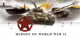 Banner artwork for Soldiers: Heroes of World War II.