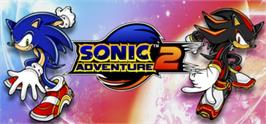 Banner artwork for Sonic Adventure 2.