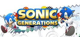 Banner artwork for Sonic Generations.