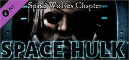 Banner artwork for Space Hulk - Space Wolves Chapter.