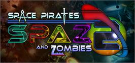 Banner artwork for Space Pirates and Zombies 2.