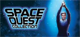 Banner artwork for Space Quest Collection.