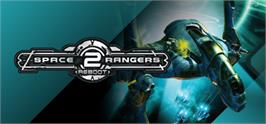 Banner artwork for Space Rangers 2: Reboot.