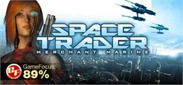 Banner artwork for Space Trader: Merchant Marine.