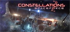 Banner artwork for Spaceforce Constellations.