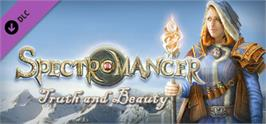 Banner artwork for Spectromancer - Truth & Beauty.