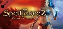 Banner artwork for SpellForce 2 - Faith in Destiny - Digital Extras.