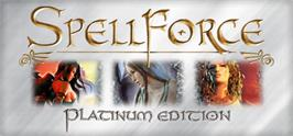 Banner artwork for Spellforce - Platinum Edition.
