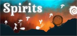 Banner artwork for Spirits.