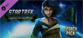 Banner artwork for Star Trek Online: Legacy Pack.